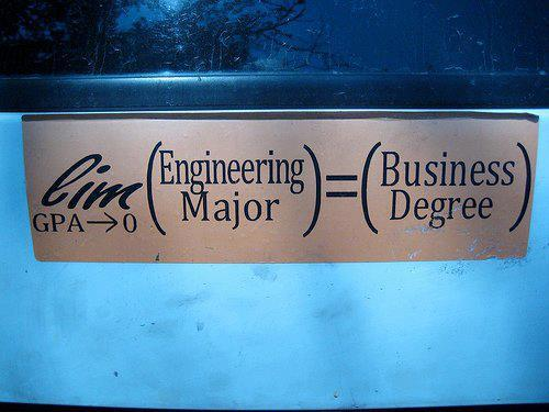 dating an engineer student